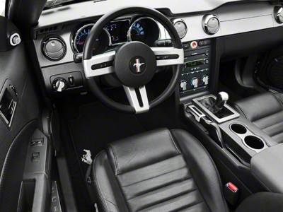 Modern Billet Satin Billet Interior Complete Kit (05-09 All)