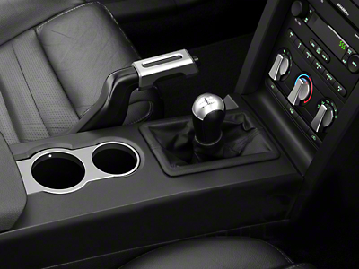Satin Billet Interior Starter Kit (05-09 GT, V6)