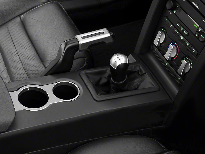 Modern Billet Satin Billet Interior Starter Kit (05-09 GT, V6)