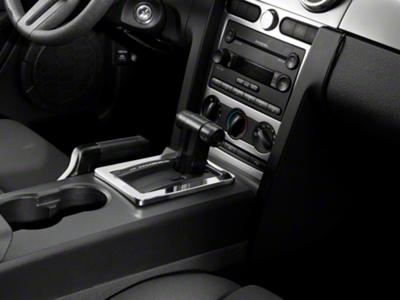Modern Billet Mustang Chrome Billet Interior Complete Kit - Automatic (05-09)