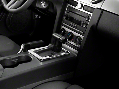 Modern Billet Mustang Chrome Billet Interior Complete Kit - Automatic (05-09 GT, V6)