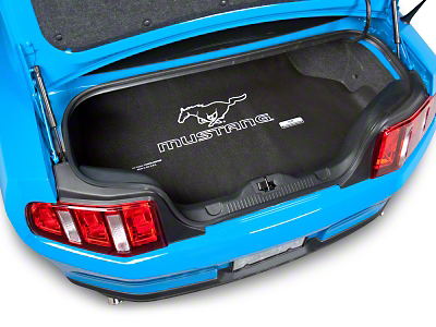 Fender Gripper Trunk Mat - Running Pony (05-14 All)