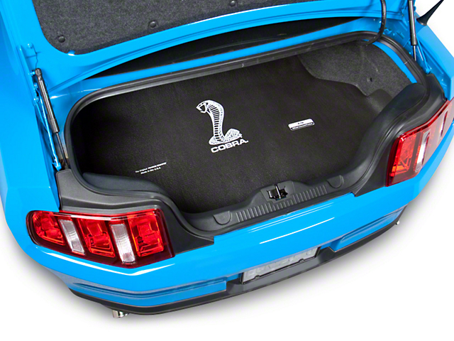 Fender Gripper Trunk Liner- Cobra (05-14 All)