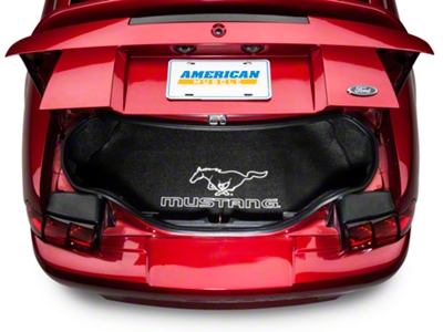 Fender Gripper Trunk Liner - Running Pony (94-04 All)