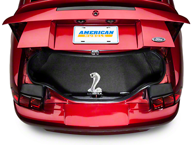 Fender Gripper Trunk Mat - Cobra - Coupe (94-04 All)