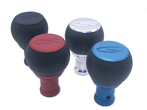 Steeda Shift Knob - Black (79-04)