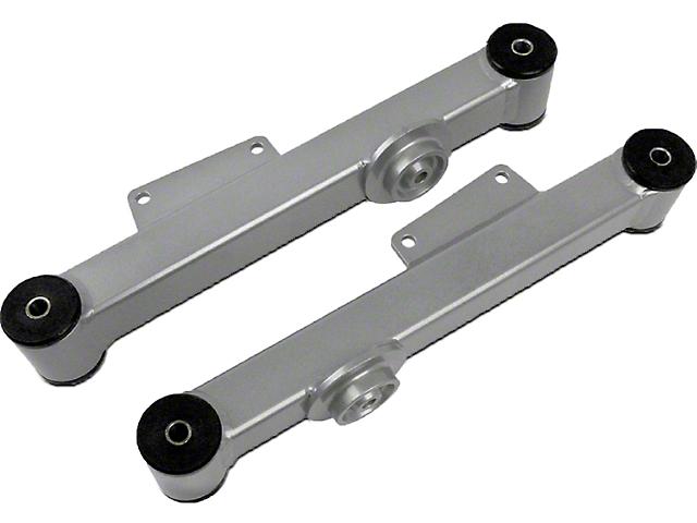 Steeda Aluminum Rear Lower Control Arms (99-04 GT, V6, Mach 1)