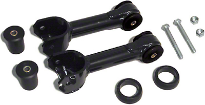 Steeda Aluminum Rear Upper Control Arms (79-04 All; Excludes 99-04 Cobra)