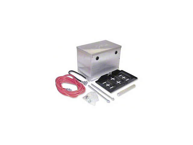 Steeda Battery Relocation Kit (79-11 All)