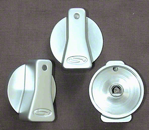 Satin AC Knobs