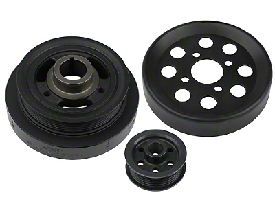 Steeda Underdrive Pulleys (Late 01-04 GT)