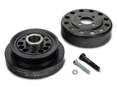 Steeda Underdrive Pulleys (05-10 GT)