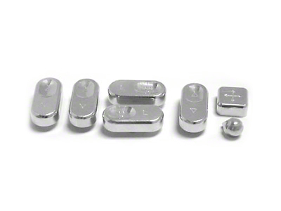 Steeda Billet Window Switches (94-03 Mustang Convertible)