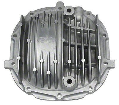Steeda Finned Differential Cover - 8.8in (86-14 GT, Mach 1; 07-12 GT500; 93-98 Cobra; 11-14 V6)