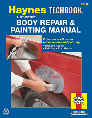 Haynes Automotive Body Repair And Painting Manual