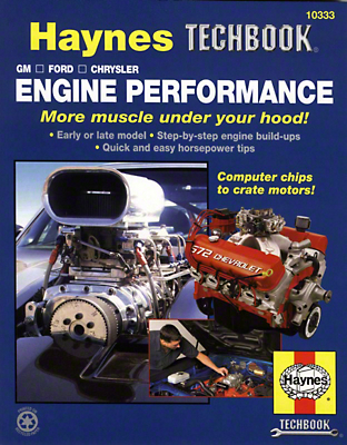 Haynes Engine Performance Manual