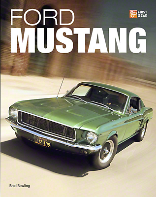 First Gear: Ford Mustang - Book
