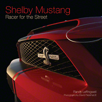 Shelby Mustang: Racer for the Street - Book