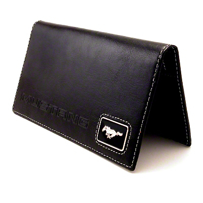 Running Pony Checkbook Cover