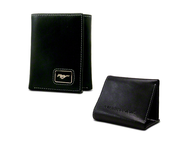 Running Pony Tri-Fold Wallet