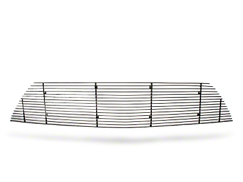 Modern Billet Black Billet Grille - Lower (07-09 GT500)