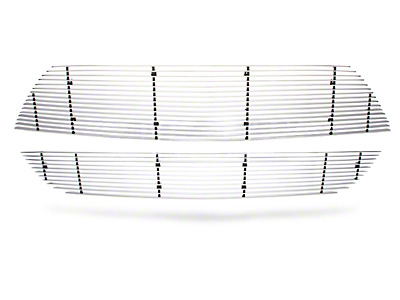 Polished Billet Grille - Combo (07-09 GT500)