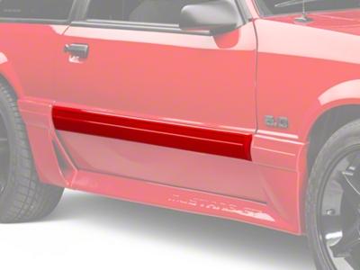 Right Hand Door Molding (87-93 GT)