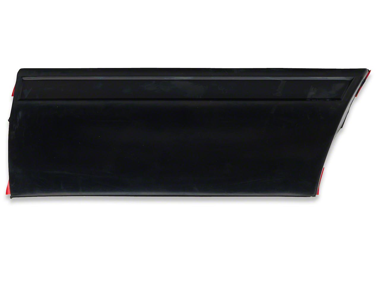 Front RH Fender Molding - Rear (87-93 LX)