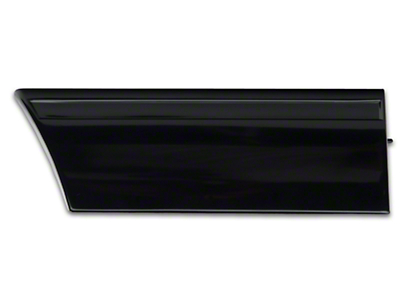 Front RH Fender Molding - Front (87-90 LX)