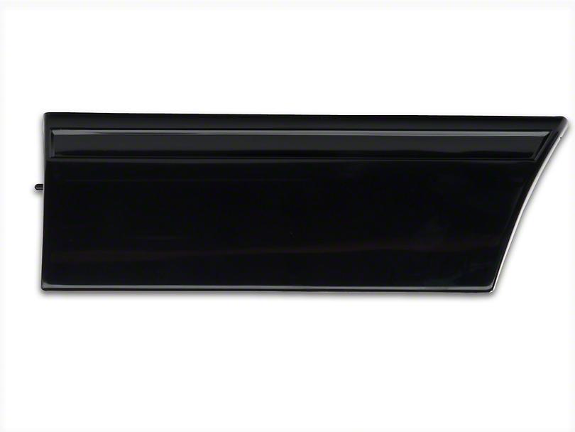 OPR Front Left Side Fender Molding - Front (87-90 LX)