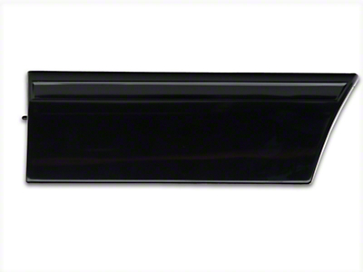 Front Left Side Fender Molding - Front (87-90 LX)