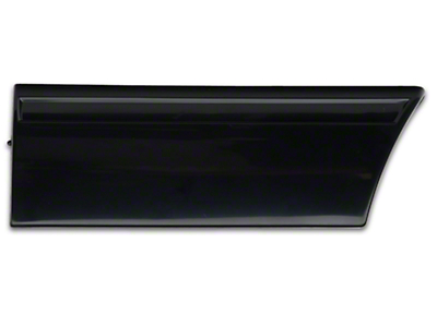 Front LH Fender Molding - Front (91-93 LX)