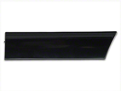 Right Side Quarter Molding - Rear (87-93 LX)