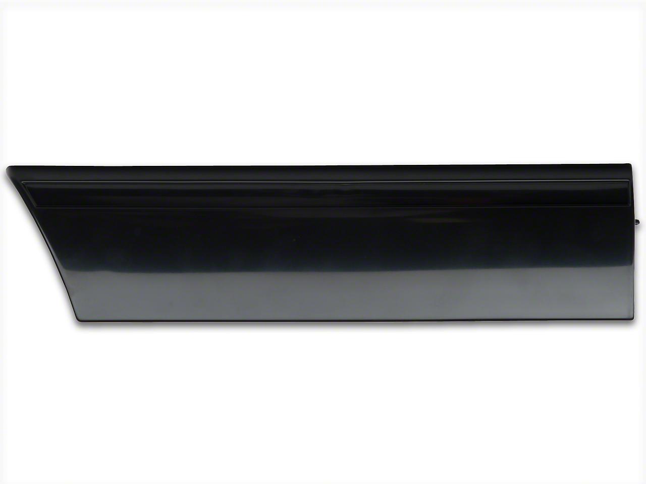 LH Quarter Molding - Rear (87-93 LX)