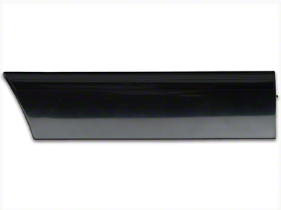 Left Side Quarter Molding - Rear (87-93 LX)