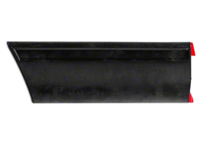 Right Side Quarter Molding - Front (87-93 LX)