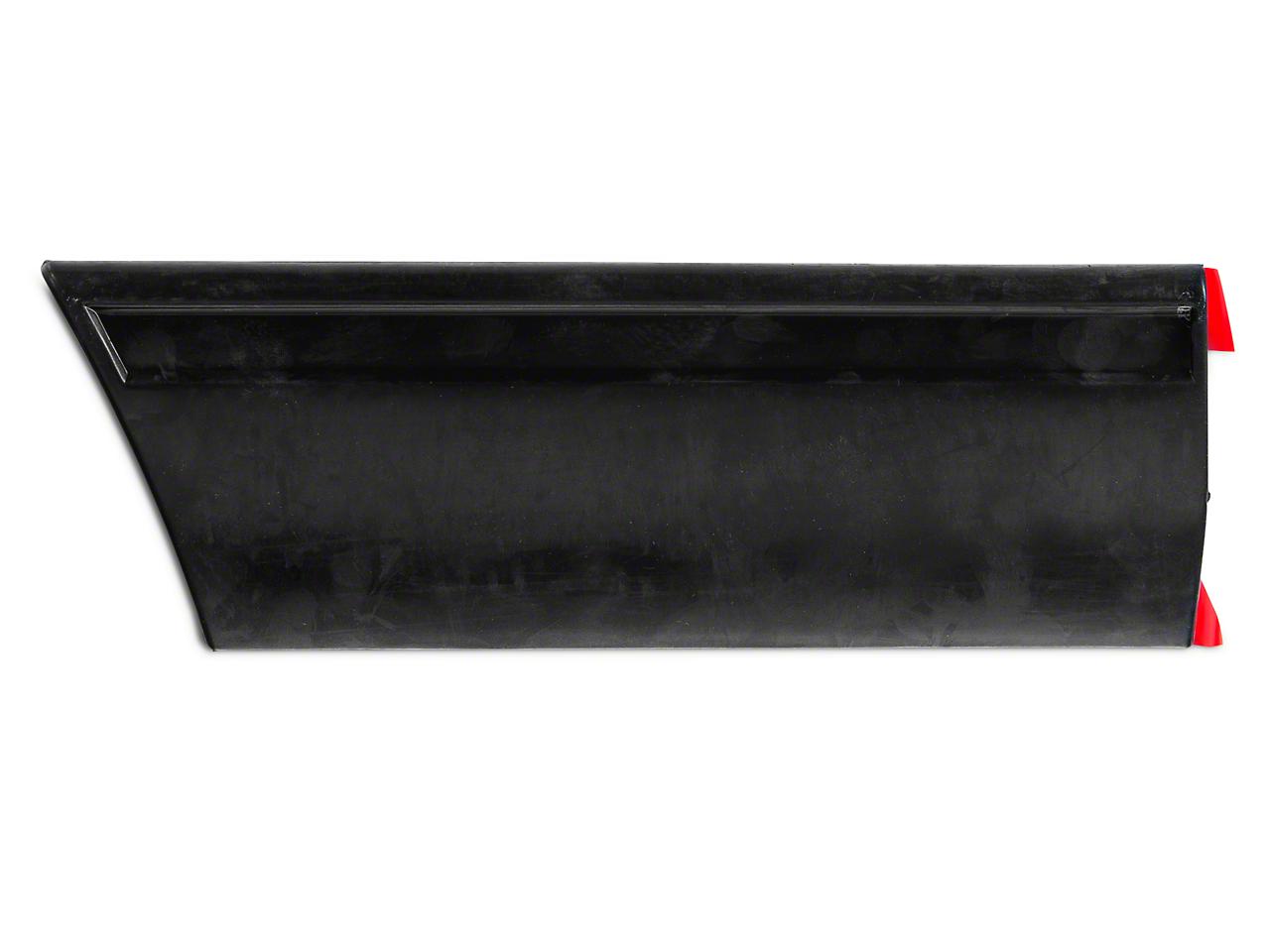 RH Quarter Molding - Front (87-93 LX)