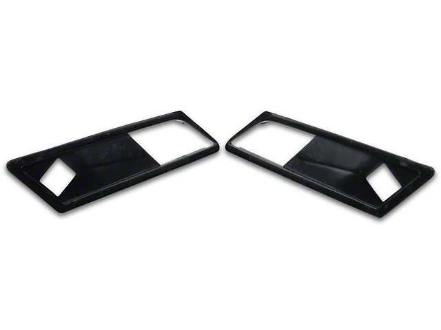 Side Marker Lens Retainer Brackets - Pair (79-86 All)