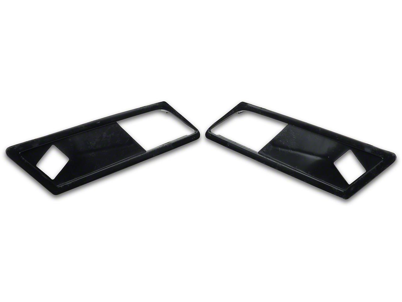 Side Marker Lens Retainer Brackets - Pair (79-86 All)