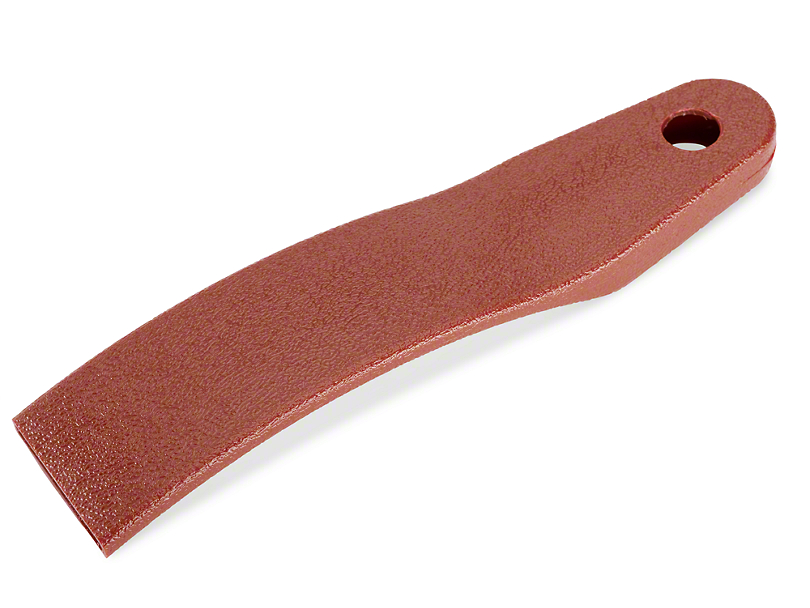 Outer Seat Belt Sleeve - Red (79-93 All)
