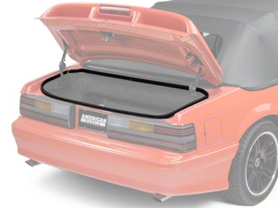 Trunk Deck Lid Weatherstrip Seal (79-93 All)
