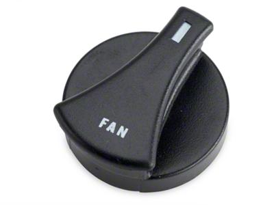 HVAC Control Knob - Fan (87-89 All)
