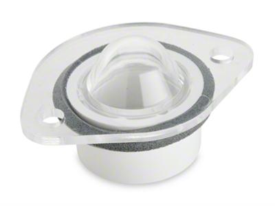 License Plate Light Lens (79-93 All)