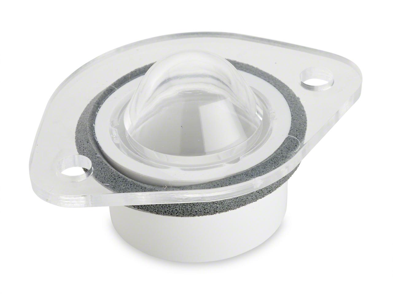 OPR License Plate Light Lens (79-93 All)