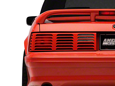 Replacement GT Style Tail Light Lens - Left Side (87-93 All)