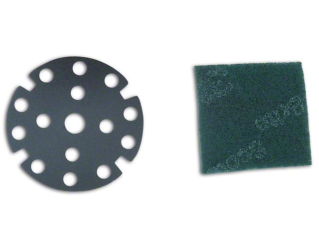 Horn Button Repair Pad (87-89 All)