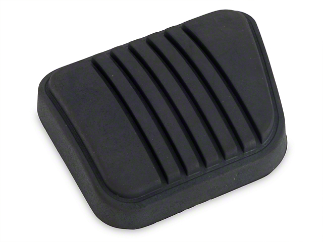 Clutch/Brake Pedal Cover - Manual (79-93 All)