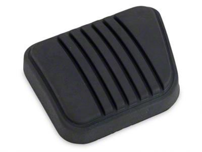 Clutch/Brake Pedal Cover - Manual (79-93 All)