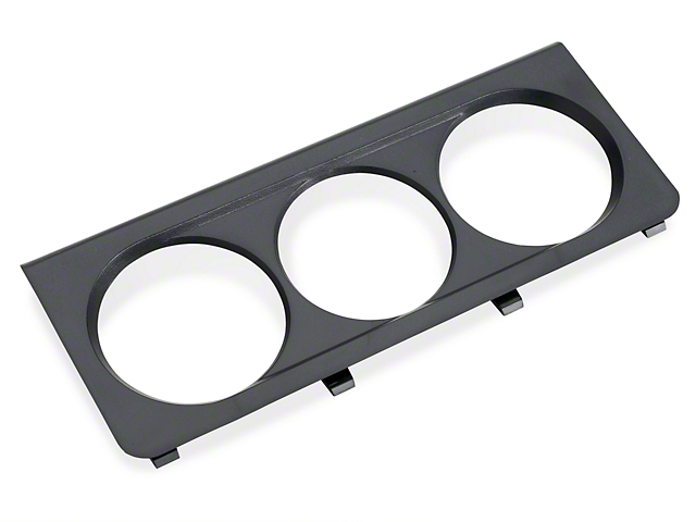 OPR HVAC Control Panel Trim Bezel (87-89 All)