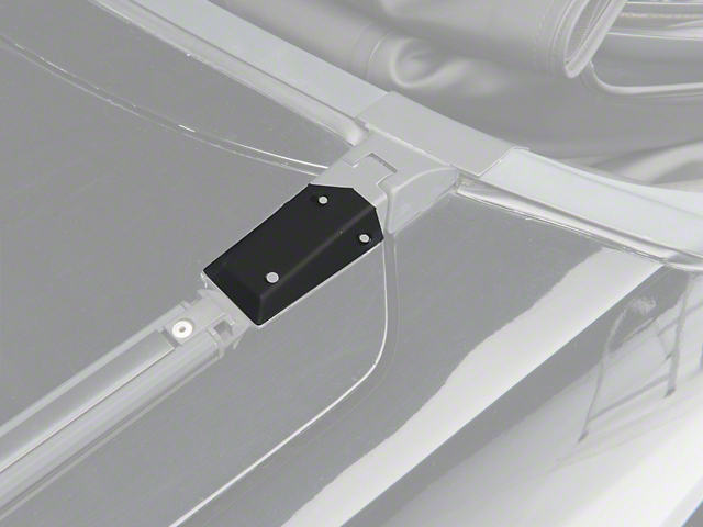 Convertible Trunk Hinge Mounting Gaskets (83-93 All)